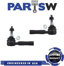 2 Pc Front Steering Kit for Chrysler Dodge Mitsubishi Ram / Outer Tie Rod End