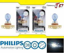 Philips Crystal Vision Ultra 12086 5202 PS24W H16 24W Fog Light Bulb Replacement