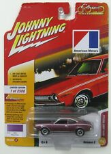 Johnny Lightning ~ Classic Gold ~ 1974 AMC Hornet