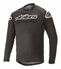 Alpinestars Racer V2 LS MTB Jersey - Long Sleeve Mountain Bike Top Shirt