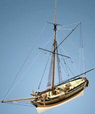 Caldercraft Caldercraft HM Yacht Chatham 1741 1:64 (9011) Model Boat Kit