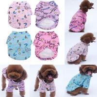 Haustier Welpe Mantel Hund Kleidung Pullover Hoodie Shirt Warme Katze Kleidung