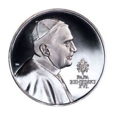 EXTRA RARRE- Pope Benedict XVI in Croatia in 2011- SILVER 925/ 1000- PROFF- NEW!