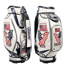Brand New Guiote US EAGLE Golf  staff bag caddie cart bag comes with Rainhood