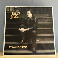 BILLY JOEL An Innocent Man 1983 UK VINYL LP + INNER  EXCELLENT CONDITION  A