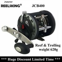 Overhead Charter Boat Reel Reef Fishing Reel Trolling Fishing Reel Aus Warranty!