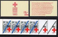Nederland 1983 ☀ Red Cross / RODE KRUIS ☀ MNH Booklets