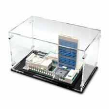 Acryl Vitrine für Lego 21018 United Nations HQ - Neu
