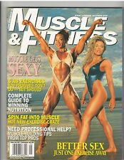 MUSCLE & FITNESS bodybuilding magazine/Lenda Murray 5-97