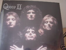 QUEEN II 180 GRAM HOLLYWOOD RECORDS 2008 LIMITED EDITION RARE AUDIOPHILE  LP