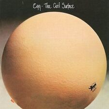 The Civil Surface - Egg - Canterbury prog 1974 Virgin/Caroline 1990 CD 1510