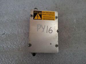 Mercedes BMW Saab Xenon Headlight Ballast Control Unit 5DV 008 209-00
