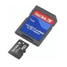 SanDisk 2GB MicroSD Card - OEM - SDSDQ-2048-A10M