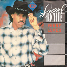 "LIONEL RICHIE - Penny Lover (UK 2 Tk 1983 7"" Single PS)"