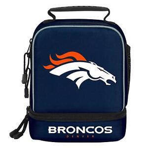 The Northwest Company NFL Denver Broncos Spark Lunch Bag