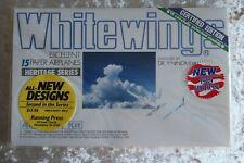 NEW White Wings 15 Paper Airplanes Heritage Series Ninomiya Certified Edition
