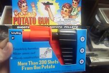 Schylling Potato Gun Brand New