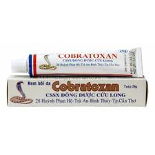 1 tube Cobratoxan_Cobra_Snake _Venom_Cream 20g For Back, Muscle, Arthritis