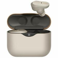 Sony WF-1000XM3 True Wireless Bluetooth HD Noise Canceling  Headphones-Silver