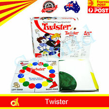 TWISTER GAME Family Board Game Kid Adult Educational Toy Hot Fun Party Sex Game