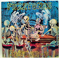 "THE FUZZTONES  "" Romilar-D ""  - Vinyl  12""  EP  - MM 12004  -  1992 Germany"