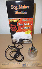 Fog Making single head mist making machine - produces mist when placed in water