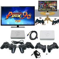 Pandora Box 9D 2500 in 1 Video Arcade Game Console Wireless/Wired Controller Set