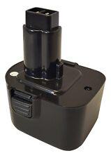 2000mAh 2.0AH Battery for DEWALT DW9071 DW9072 DC9071 12V 12 VOLT Cordless Drill