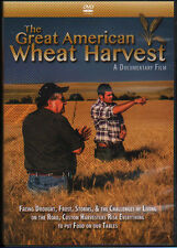 FARMING HARVEST DVD: The Great American Wheat Harvest