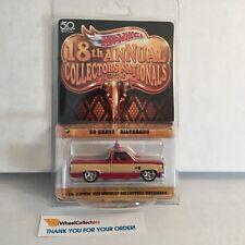 #4790  '83 Chevy Silverado * Hot Wheels Dallas 18th Nationals * B8