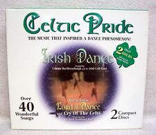 Celtic Pride - Irish Dance MacOireachtaigh & Irish Ceili Band 2 CD Set USED CDs