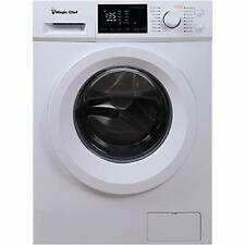Magic Chef MCSFLW27W 2.7 Cu Ft Frontload Washer