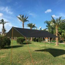 Ultralight Outdoor Beach Sun Shelter Tarp Tent Shade Camping Rain Proof Awning