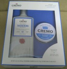 Cremo Hair Styling Kit( Thickening)