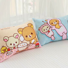 Rilakumma bear chick single pillowcase pillow cover pillowslip anime new