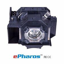 ELPLP34 V13H010L34 Lamp For EPSON PowerLite 62C / 76C / 82C EPSON EMP-X3 EMP-82