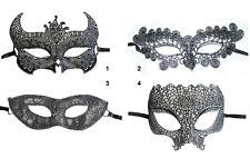 Masque loup venitien déguisement en dentelle sexy accessoire soirée libertine