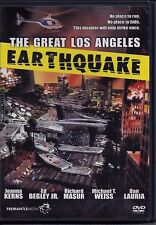 Great Los Angeles Earthquake(DVD,2006,Full Length Mini-Series Televised Version)