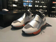 2018 Y3 Qasa High Yamamoto Running Shoes Light Weight Mens Silver Trainers Shoes