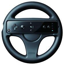 Racing Game Steering Wheel + Motion Plus Remote Controller For Nintendo Wii WiiU