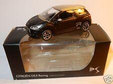 Norev 3 inches 1/54 Citroen Ds3 Racing 2013 bicolore Orange noire