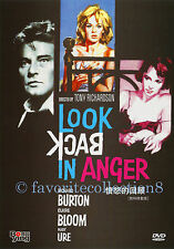 Look Back in Anger (1959) - Richard Burton, Claire Bloom, Mary Ure - DVD NEW