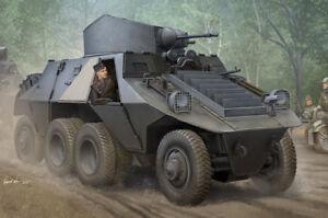 Hobby Boss 1/35 M35 Mittlere Panzerwagen (ADGZ-Daimler) # 83889