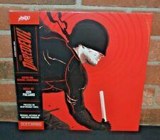 DAREDEVIL - Season One Soundtrack, 180G BLACK VINYL LP Gatefold + OBI Strip New!