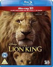 Lion King La 3d BD Retail DVD Region 2