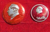 Hillary Clinton Campaign Pinback  insignia Mao type 3 Clandestine Operations