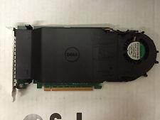 Dell Toshiba 1TB PCI-E 4 Lane SSD with Dell Cooling Cover NPFCP 6N9RH Grada A
