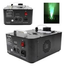 3IN1 900W RGB 6LED Geyser Smoke Fog Machine Fogger Vertical Spray DMX+Remote 20m