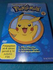 Hachette Die Welt Der Pokemon DVD 1
