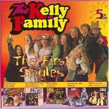 Kelly Family First singles (5-MCD-Box, 1996)  [5 CD]